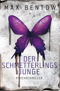 Cover Der Schmetterlingsjunge Max Bentow