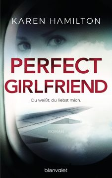 Cover Perfect Girlfriend Karen Hamilton