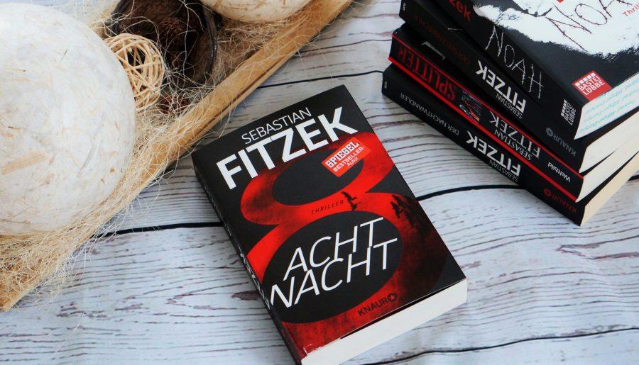 Rezension AchtNacht Sebastian Fitzek