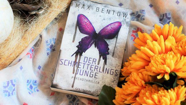 Rezension Der Schmetterlingsjunge von Max Bentow