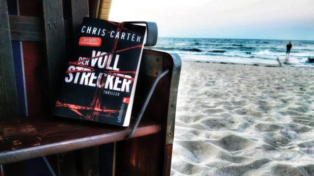 Rezension Der Vollstrecker von Chris Carter