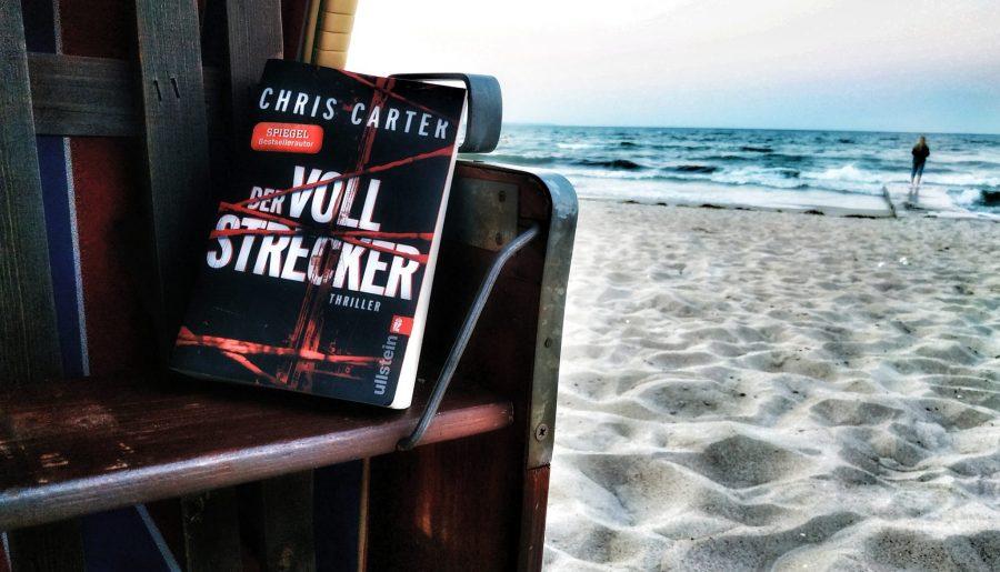 Rezension Der Vollstrecker von Chris Carter