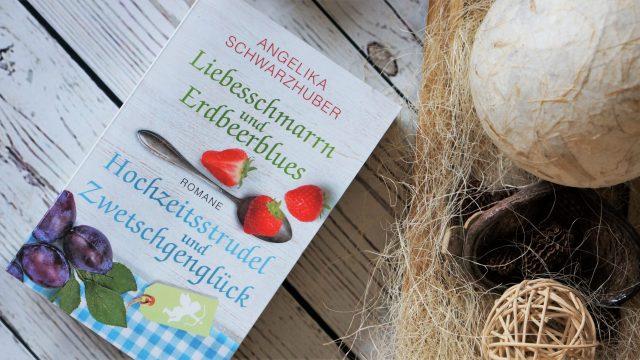 Rezension Hochzeitssrudel und ZWetschgenglück von Angelika Schwarzhuber