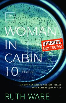 Woman in Cabin 10 von Ruth Ware - Rezension