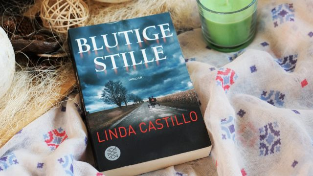 Rezension Blutige Stille von Linda Castillo