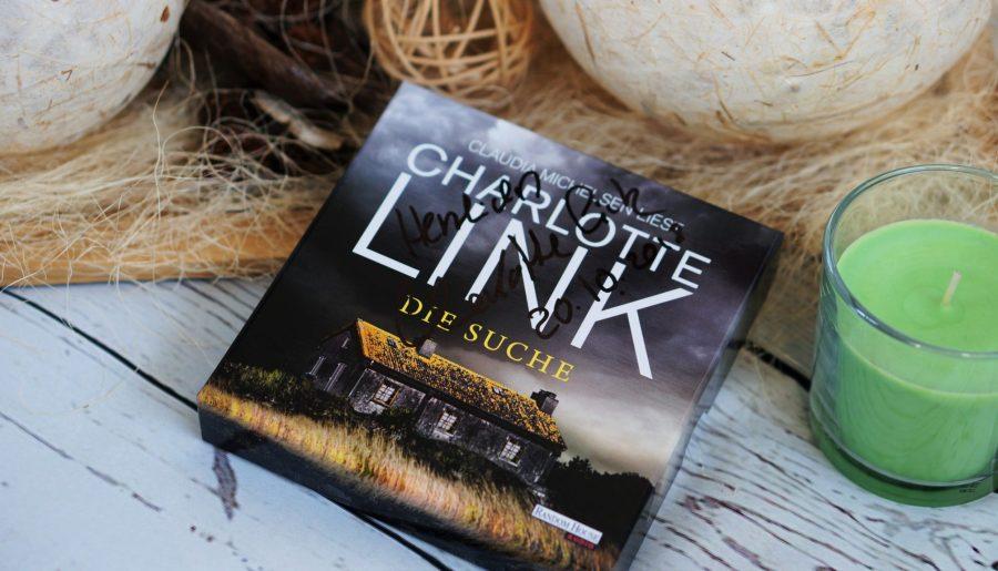 Rezension Die Suche Charlotte Link