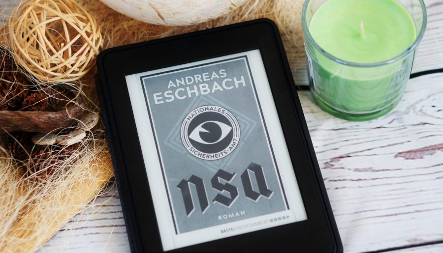 Rezension NSA Andreas Eschbach