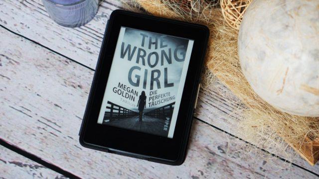 The Wrong Girl Megan Goldin Rezension